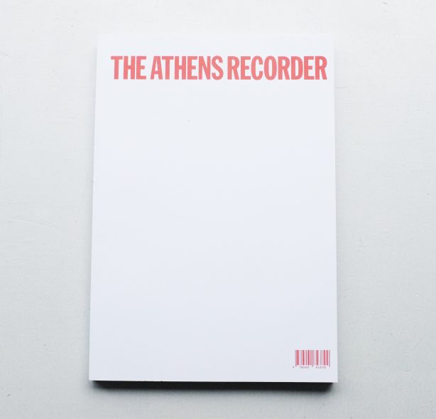 Johannes Schwartz – The Athens Recorder