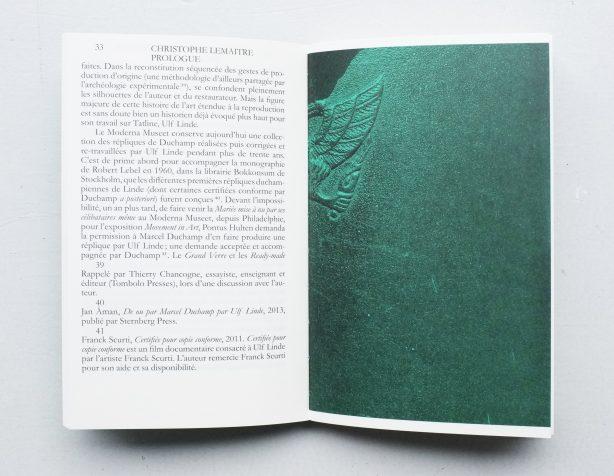 Christophe Lemaitre – La vie et la mort des œuvres d'art