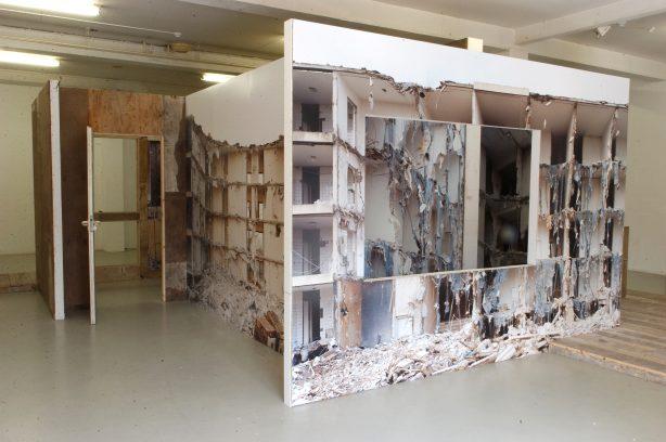 Building 1 – Krijn de Koning, Gert Jan Kocken / Schwein und Abgrund – Capri Berlin / Clup-Ivoor