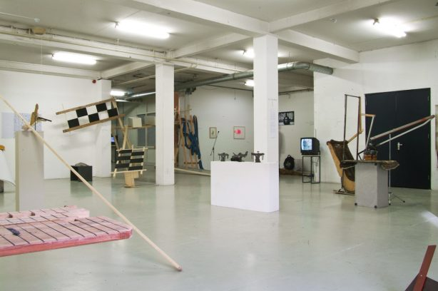 Kannibaal, Elitisme in de Kunst – a group exhibition by Jonas Ohlsson and Kaleb de Groot